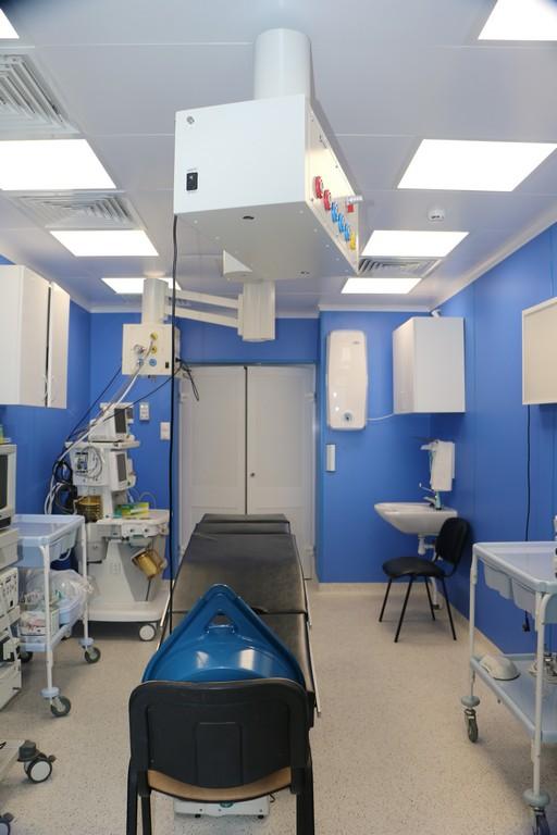 Hospital Procedure Room: Children's City Hospital №1 (Cardiac Intensive Care Unit